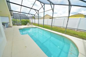 Standard Three-Bedroom House with Private Pool