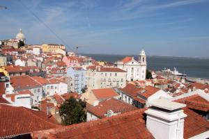 Courtyard House in Alfama, Apartments  Lisbon - big - 45