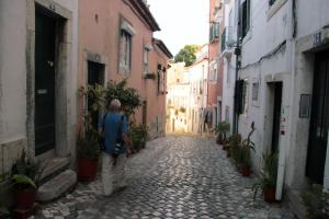 Courtyard House in Alfama, Apartments  Lisbon - big - 40