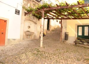 Courtyard House in Alfama, Apartments  Lisbon - big - 38