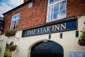 The Star Inn in Nottingham, Nottinghamshire, England