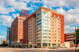 Courtyard Peoria Downtown, Отели  Peoria - big - 10