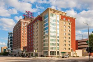 Courtyard Peoria Downtown, Отели  Peoria - big - 8