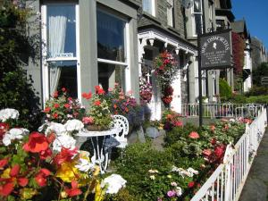 Wordsworths Guest House in Ambleside, Cumbria, England