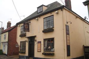 The Dickleburgh Crown in Diss, Norfolk, England