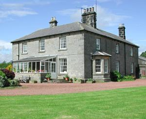 Lee Farm in Longframlington, Northumberland, England