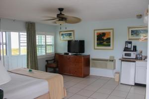 King Room Ocean View with Private Florida Room