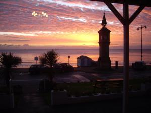 Pink Beach Guest House, Penziony  Shanklin - big - 14