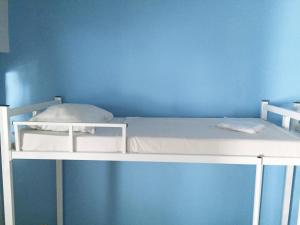 Bed in 4-Bed Mixed Dormitory Room With Air Conditioner