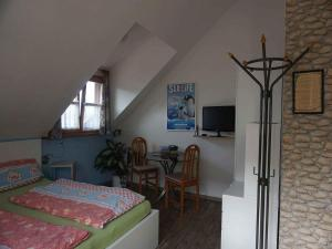 Pension Ins Fischernetz, Guest houses  Meersburg - big - 11