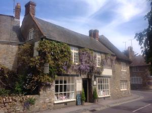 Abbotsbury Tea Rooms in Abbotsbury, Dorset, England
