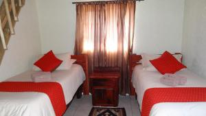 Standard Double Room with Private Bathroom - Lion Room (a)