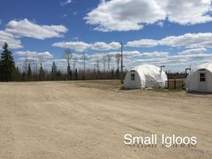 Igloo (2 Adults)