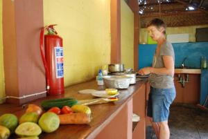 Pariango Beach Motel, Hostels  Praia do Tofo - big - 24