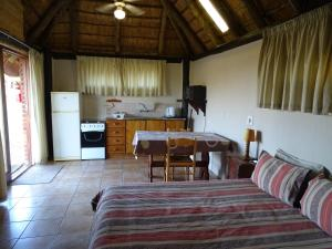 Detached Double Chalet (2 Adults)