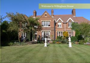 Willingham House in Willingham, Cambridgeshire, England