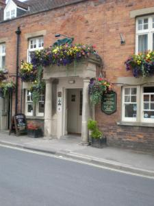 The Green Dragon in Market Lavington, Wiltshire, England