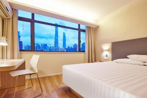 Fuchi Commercial Hotel, Hotels  Yiwu - big - 11