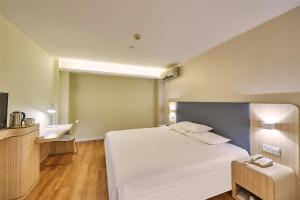 Fuchi Commercial Hotel, Hotels  Yiwu - big - 13