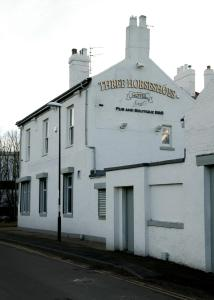 The Three Horseshoes Hotel in Sunderland, Tyne & Wear, England