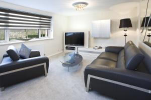 Trotsworth Court Apartment in Virginia Water, Surrey, England