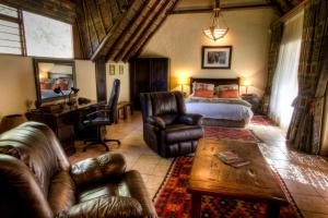 Martial Eagle Suite