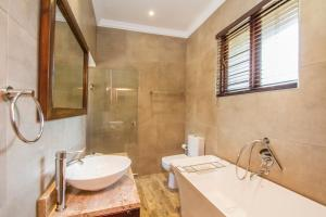 Luxury Double with Bath and Shower