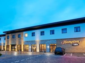 Hampton by Hilton Oxford in Oxford, Oxfordshire, England