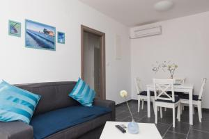 M.G Apartments, Appartamenti  Brodarica - big - 10