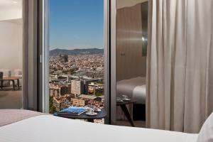 Quarto Duplo ou Twin The Level Grand Premium com Vista Cidade