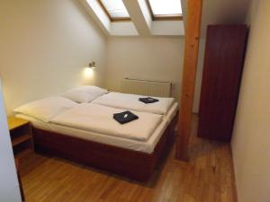 Double or Twin Room in Attic with Shared Bathroom