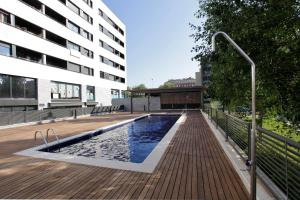Two-Bedroom Apartment - Passeig del Taulat