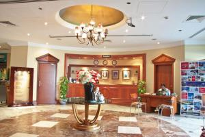 Regal Plaza Hotel, Hotely  Dubaj - big - 50