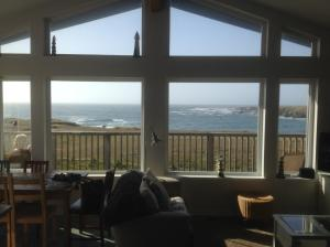 Pelican's Pier Vacation Home, Holiday homes  Fort Bragg - big - 24
