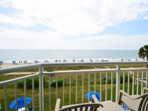 2 Bedroom 2 Bath Oceanfront Handicap Condo with 1 King, 2 Queens and Sleeper Sofa - T19