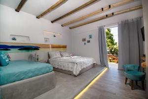 Kastri Boutique Beach, Apartments  Faliraki - big - 35