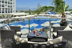 Lake & River Side Hotel & Spa - Ultra All Inclusive, Üdülőközpontok  Side - big - 68