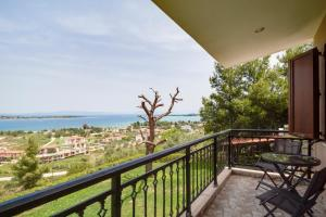 Sea View Villas, Apartmány  Vourvourou - big - 9
