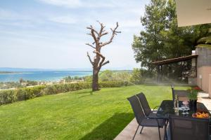 Sea View Villas, Apartmány  Vourvourou - big - 6