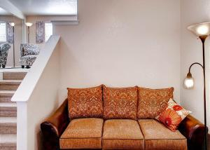 Loft Suite with Sofa Bed