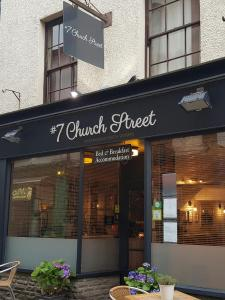 7 Church Street In Monmouth Monmouthshire Wales
