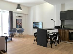 Trendy Olympic Stadium Apartments