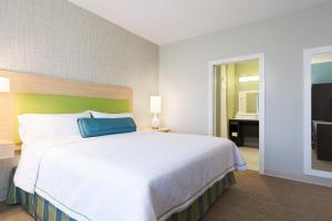 Hearing Accessible One-Bedroom King Suite