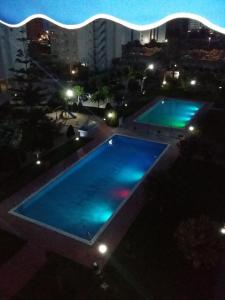 Apartment Hannibal Benidorm, Apartmanok  Cala de Finestrat - big - 32