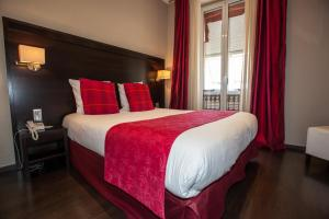 Paris Rome, Hotel  Mentone - big - 18
