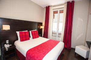 Paris Rome, Hotel  Mentone - big - 29