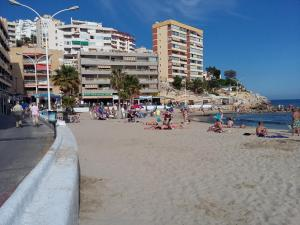 Apartment Hannibal Benidorm, Apartmanok  Cala de Finestrat - big - 44