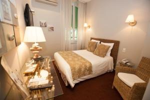 Paris Rome, Hotel  Mentone - big - 22