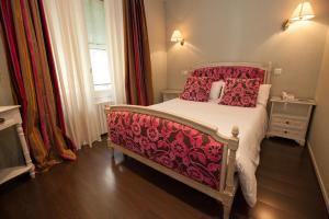Paris Rome, Hotel  Mentone - big - 25