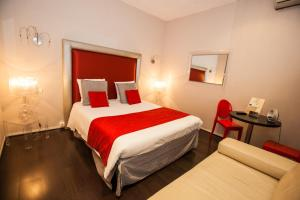 Paris Rome, Hotel  Mentone - big - 26